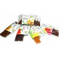 Ягодные конфеты, Фитодраже «Фитнес» Арахис с шиповником (50г) Энергия Жизни