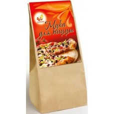 Мука цельнозерновая для пиццы, 700г «Дивинка»