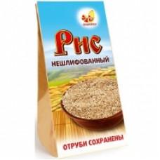 Рис нешлифованный (500г) «Дивинка»