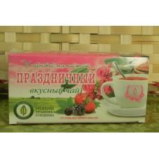 Чай «Праздничный вкусный», 20 ф/п, 35г (Фитоцентр Гордеева)