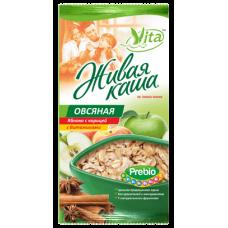 """Живая каша """"Vita"""" (овсяная с яблоком и корицей)"""