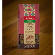Цукаты из ревеня, 150г «Nomad»