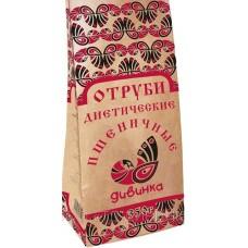 Отруби пшеничные хлебопекарные, 350г «Дивинка»