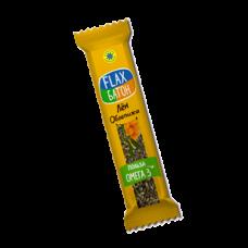 Флакс-батон на фруктозе ОБЛЕПИХА (полезная сладость) 30 г