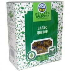 Чай травяной «Вальс цветов», 60г (Травогор)